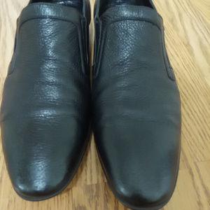 Ernesto Dolani black loafers 43 EU 10 US